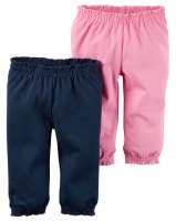 SET DE 2 PANTALONES FINITOS marca CARTERS