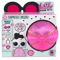 Lol L.o.l Surprise Biggie Pets Mascotas Original  marca WABRO
