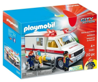 AMBULANCIA PLAYMOBIL 5681 marca
